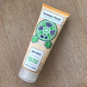 Human & Kind body lotion